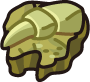 Dream Claw Fossil Sprite.png