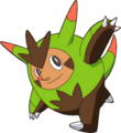 651Quilladin XY anime 2.png