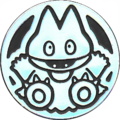 DP3 Silver Munchlax Coin.png