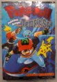 Pokémon Ranger and the Temple of the Sea manga cover CY.png