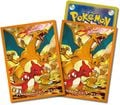 Charizard Evolutionary Lineage Premium Gloss Sleeves.jpg