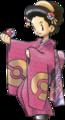 Gold Silver Kimono Girl.png