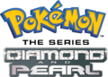 Pokémon the Series Diamond and Pearl logo.png