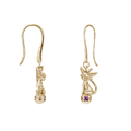 U-Treasure Earrings Espeon Yellow Gold.png