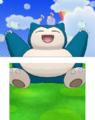 XY Prerelease Pokémon-Amie Snorlax.png