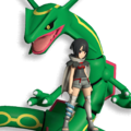 Masters Dream Team Maker Zinnia and Rayquaza.png