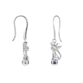 U-Treasure Earrings Espeon Silver.png