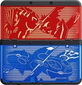 New 3DS cover plates Groudon and Kyogre.png