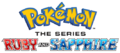 Pokémon the Series Ruby and Sapphire logo.png