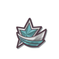 Masters 2 Star Ice Pin.png
