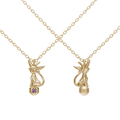 U-Treasure Necklace Espeon Yellow Gold.png