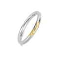 U-Treasure Ring Pikachu Tail Silver Yellow Gold Male.png