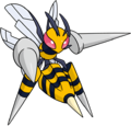 015Beedrill Mega Dream.png