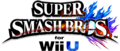 Super Smash Bros. for Wii U logo.png
