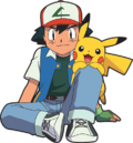 Ash with Pikachu.png