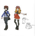Calem and Serena concept art.png