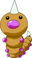 013Weedle OS anime 2.png