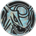 PCG2S Silver Rayquaza Coin.png