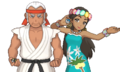 VSCapoeira Couple USUM.png