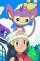 Dawn and Aipom.png