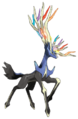 Legendary Pokémon Celebration Xerneas 1.png