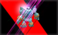 XY Prerelease Golurk attacked.png