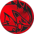 BAD Red Zoroark Coin.png