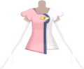 USUM Pokémon Center Nurse Top f.png
