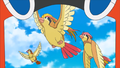 Professor Oak Laboratory Pidgeot.png