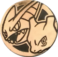 DP6 Brown GliscorMewtwo Coin.png