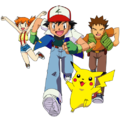 Ash & Friends Group OS Anime.png