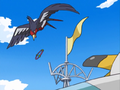 Squallville PokéRinger Swellow.png