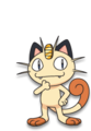 Meowth BW.png