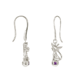 U-Treasure Earrings Espeon White Gold.png
