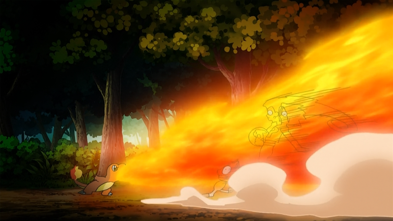 File:Ash Charmander Flamethrower.png
