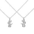 U-Treasure Necklace Mew Silver.png