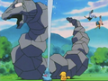 Brock Onix afraid of water.png