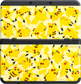 New 3DS cover plates Pikachu.png
