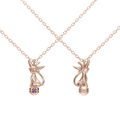 U-Treasure Necklace Espeon Pink Gold.png