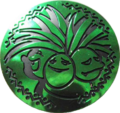 CR Green Exeggutor Coin.png