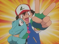Ash catching Totodile.png