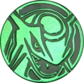 CL Green Rayquaza Coin.png