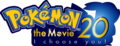 Pokémon the Movie 20 logo.png