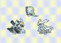DW Kyurem and Meloetta Pokémon Dolls.png