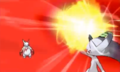 XY Prerelease Mewtwo Awakened Form attack 5.png