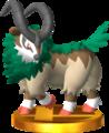 Gogoat 3DS trophy SSB4.png