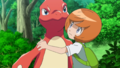 Trevor and Charmeleon.png
