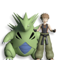 Masters Dream Team Maker Sygna Suit Brock and Tyranitar.png