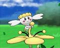 XY Prerelease Flabébé yellow flower.png