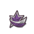 Masters 2 Star Poison Pin.png